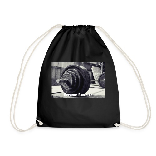 Breaking Barbells - Drawstring Bag