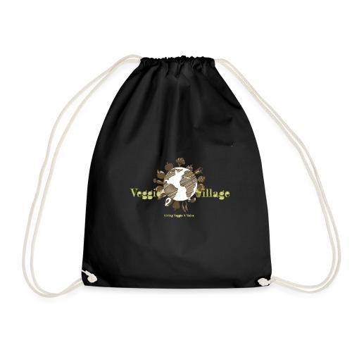 VeggieVillage Logo - Turnbeutel