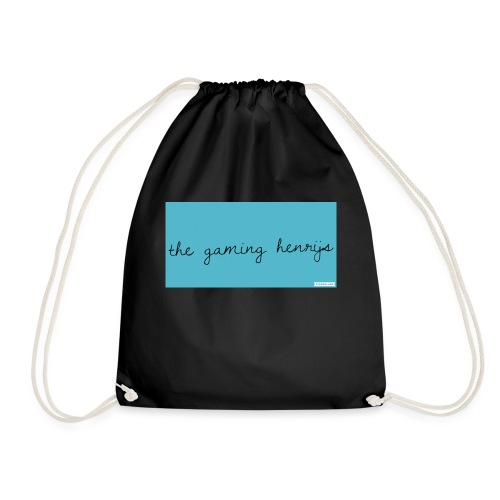 thegaminhenrijs merch - Drawstring Bag