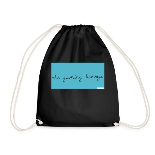thegaminhenrijs merch - Drawstring Bag