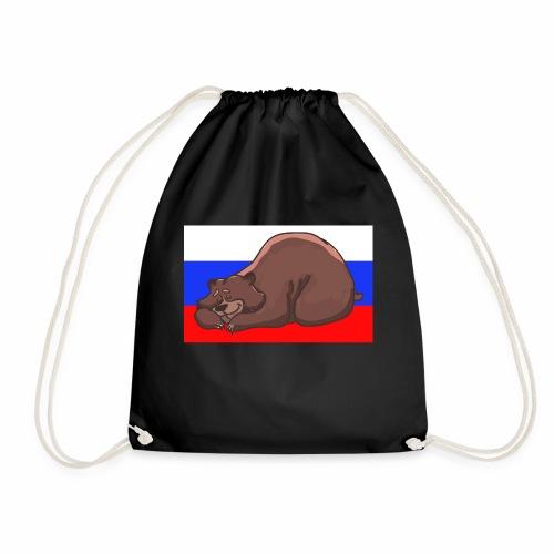 Russian Bear - Turnbeutel