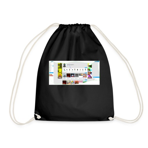 my robox channle - Drawstring Bag
