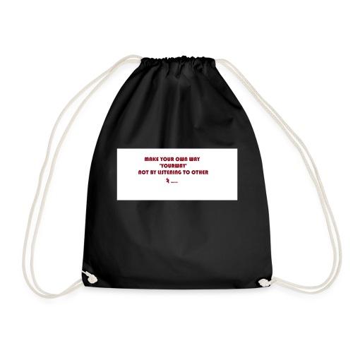 SWAGPEEPS - Drawstring Bag