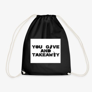 You give and take-away - Sportstaske
