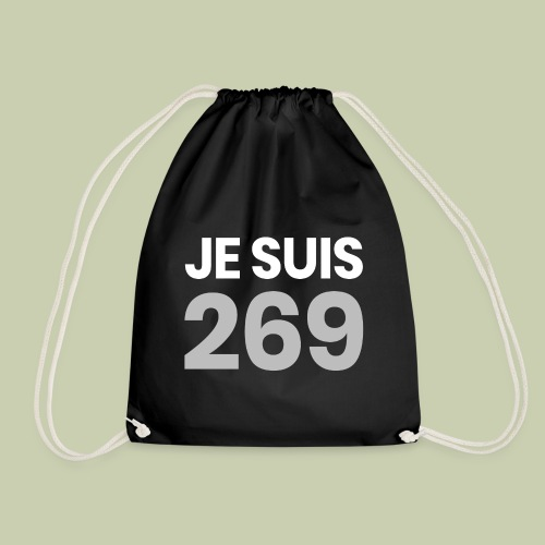 Je suis 269 - Turnbeutel