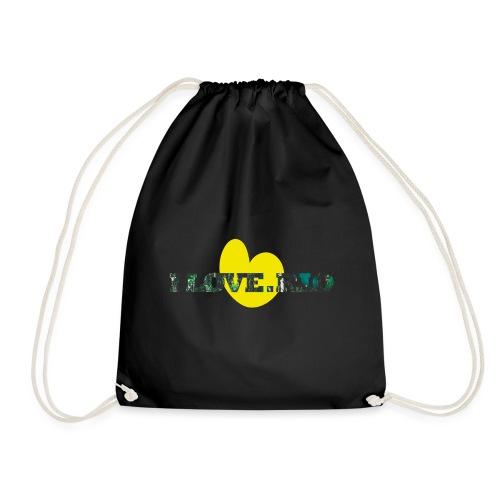 ILOVE.RIO TROPICAL N°1 - Drawstring Bag