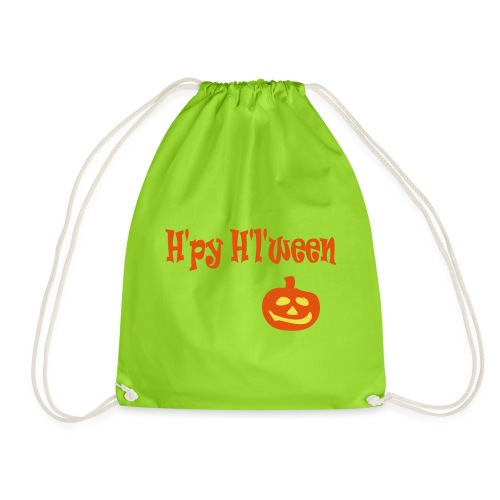 Happy Halloween - Turnbeutel