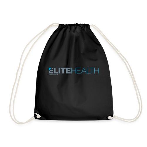 elitehealth logo 1 - Mochila saco