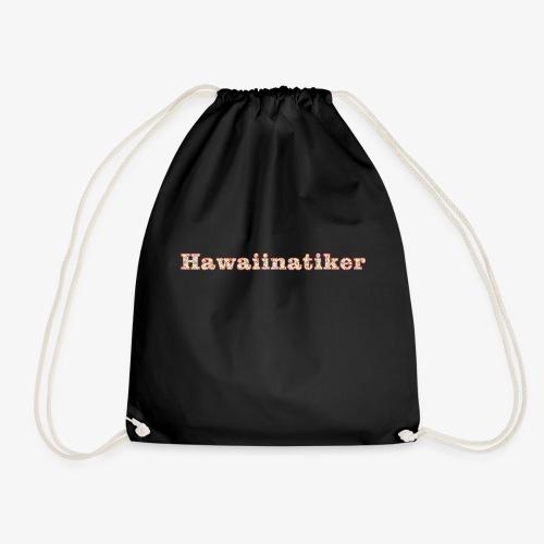 Hawaiinatiker - Turnbeutel