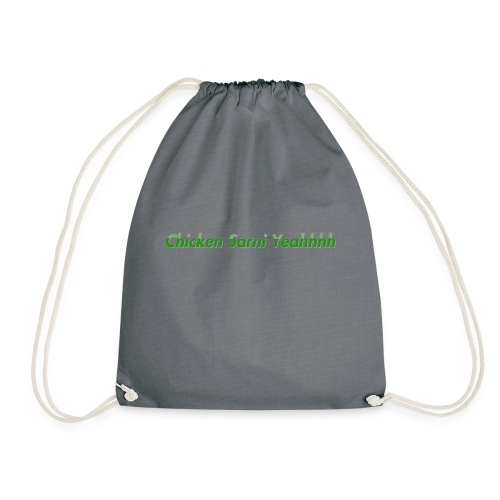 Chicken Sarni Yeah - Drawstring Bag