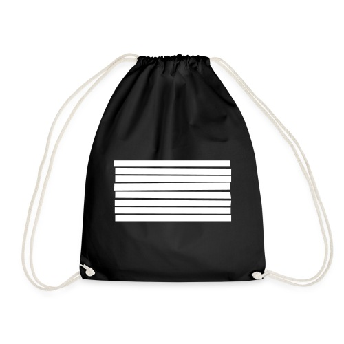 Stripes - Drawstring Bag