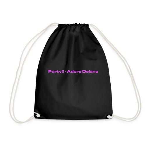PARTY!! - Drawstring Bag