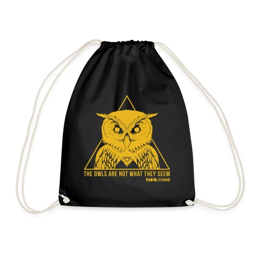 THE OWLS ARE NOT WHAT THEY SEEM - RADIOLEVANO - Sacca sportiva