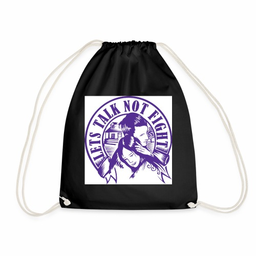 52593 US Army T Shirt - Drawstring Bag
