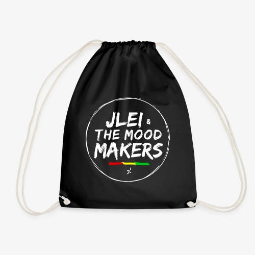 Jlei & The Mood Makers Bandlogo - Turnbeutel