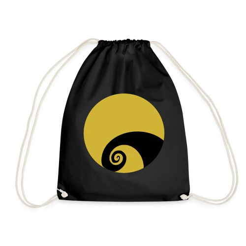 Twirl before Christmas - Drawstring Bag