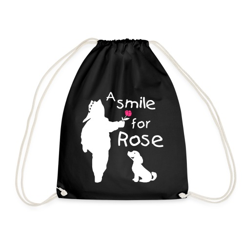 A Smile for Rose - Sacca sportiva
