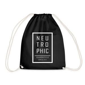 Neutrophic Text Frame - Gymnastikpåse