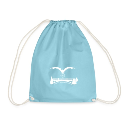 Shirt Green png - Drawstring Bag