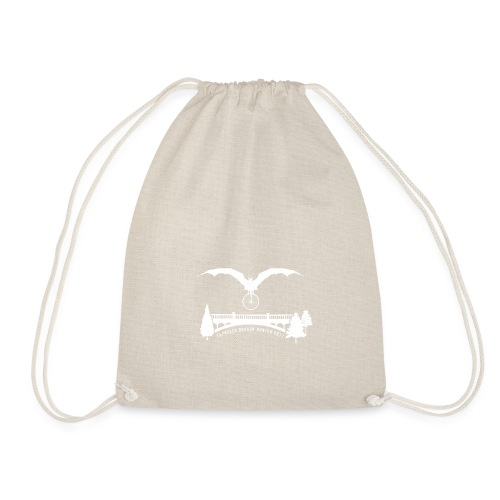 Shirt Green png - Drawstring Bag