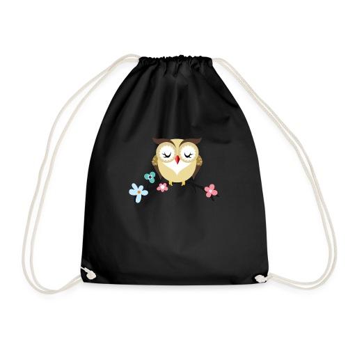Owl - Mochila saco