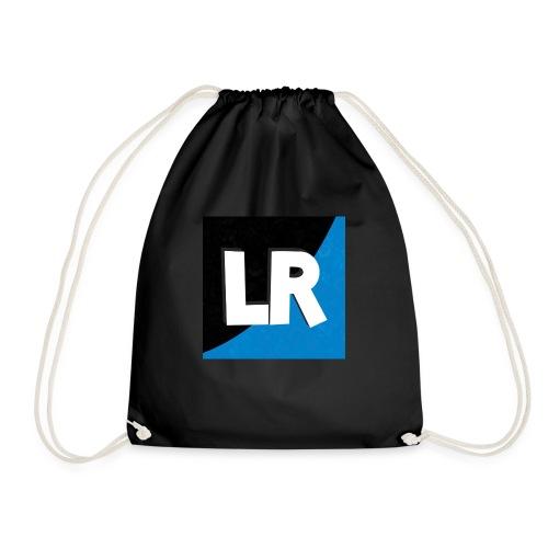 LethalRobotHD Logo - Drawstring Bag