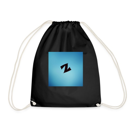 ZyproPlays logo - Drawstring Bag