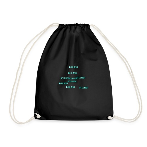 BY LIL RESH - Drawstring Bag