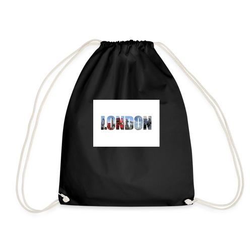 Zoe-Ella - Drawstring Bag