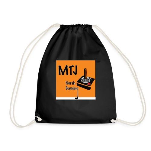 Mtj Logo - Gymbag