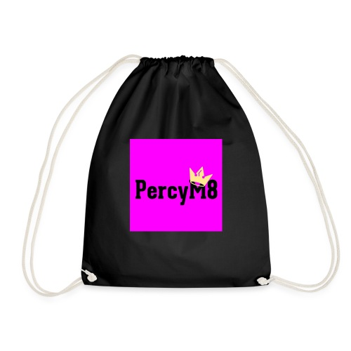 PercyM8 Merch - Drawstring Bag