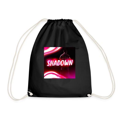 Shadown - Logo Rechteck - Turnbeutel