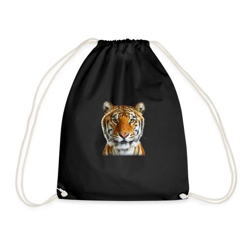 tiger wild animal - Worek gimnastyczny