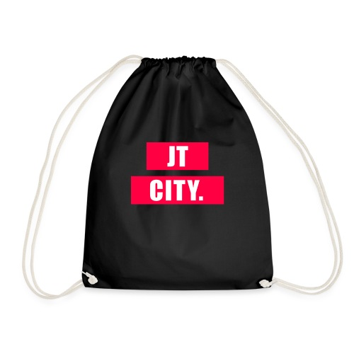 JT CITY RED ANDERS - Gymtas