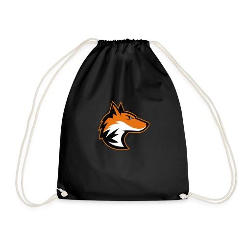 big fox logo - Gymnastikpåse