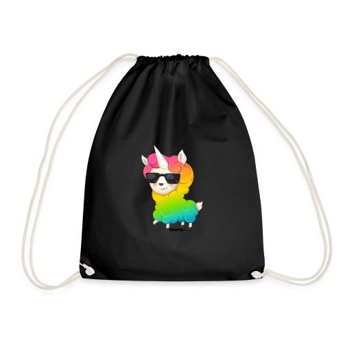 Rainbow animo - Gymbag