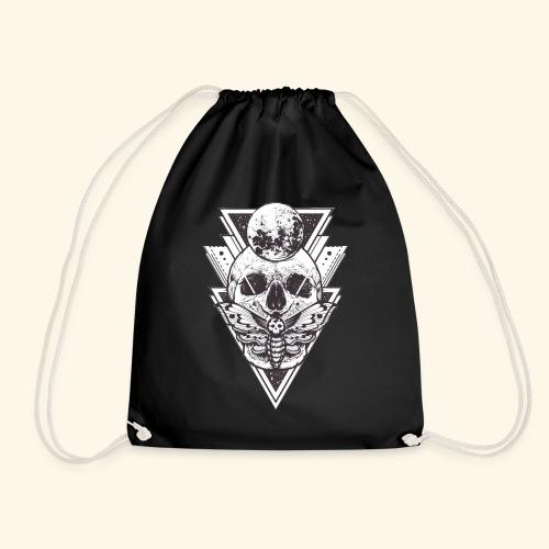 dimensional skull - Mochila saco