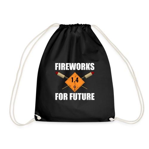 Fireworks for Future Silvester Pyro - Turnbeutel