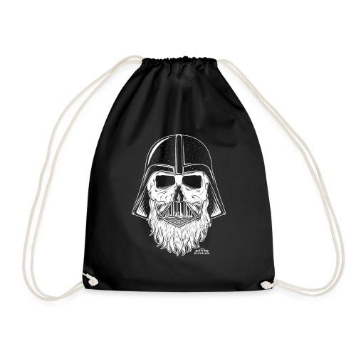 TBD Beard Vader White - Turnbeutel