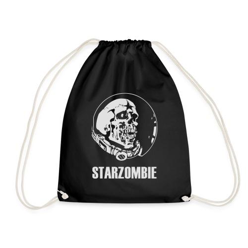 STARZOMBIE White Logo - Gymnastikpåse