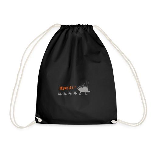 Hedgehog style - Drawstring Bag