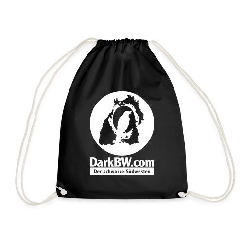 DarkBW Logo (einseitig bedruckt) - Turnbeutel
