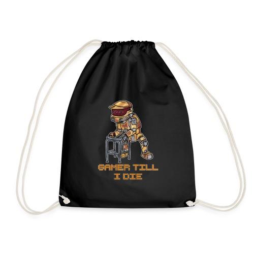 Spartan Eyes GTID - Drawstring Bag