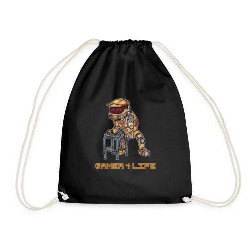 Spartan Eyes G4L - Drawstring Bag