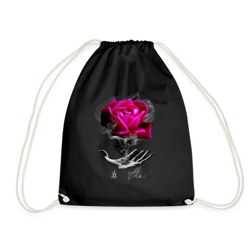 La rosa prospera - Mochila saco