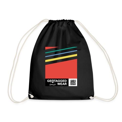 Unisex Stripes Pantone Colored - Turnbeutel