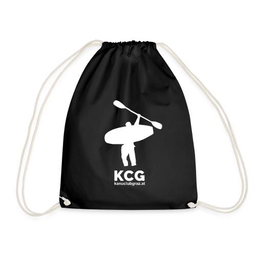 KCG weiß - Turnbeutel