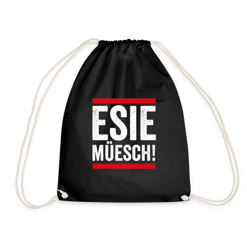 ESIE MÜESCH! - Turnbeutel