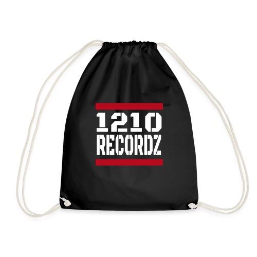 1210Recordz Logo - Turnbeutel