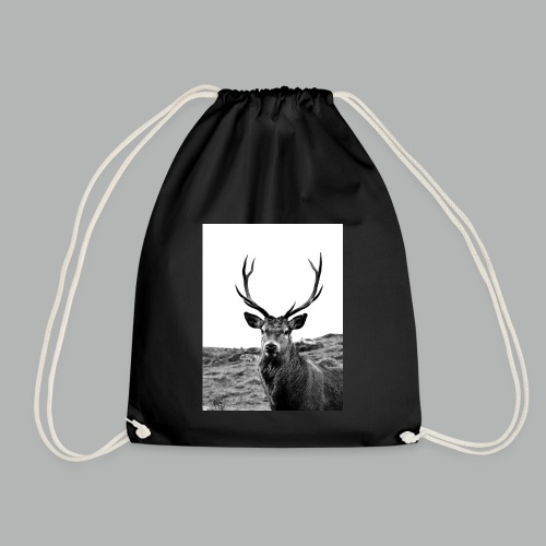 Stag - Drawstring Bag